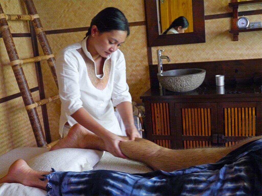 laluna Balinese massage