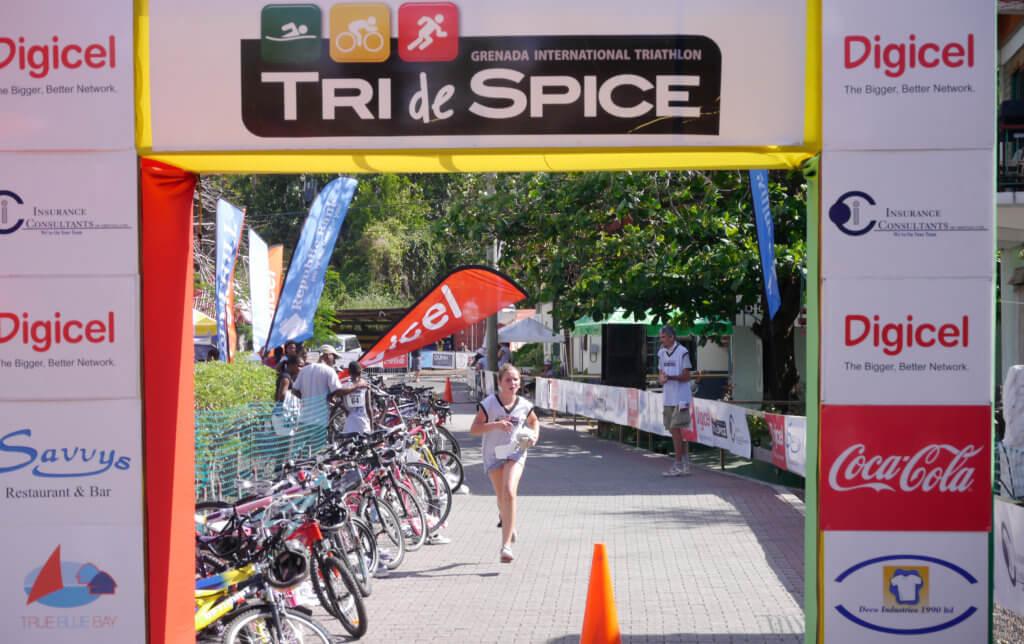 Grenada Tri de Spice