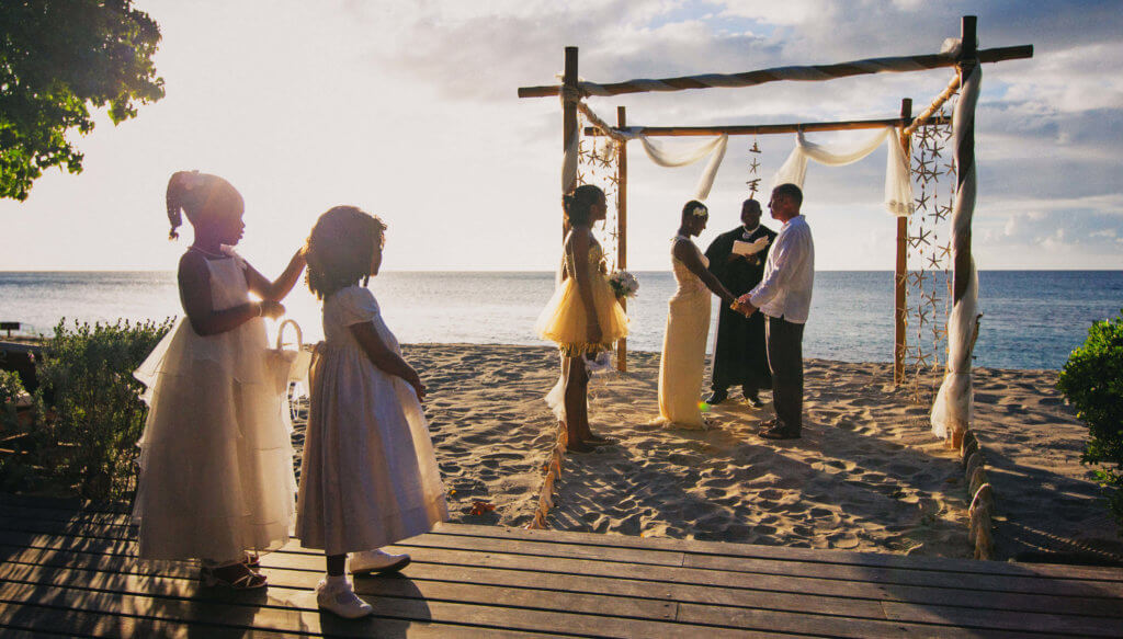 june Caribbean Honeymoon - Grenada Wedding