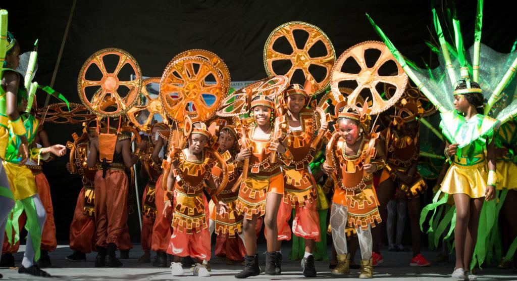 grenada carnival kiddies jump up
