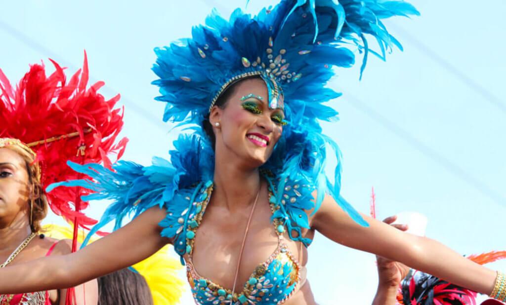 grenada carnival celebration spice mas