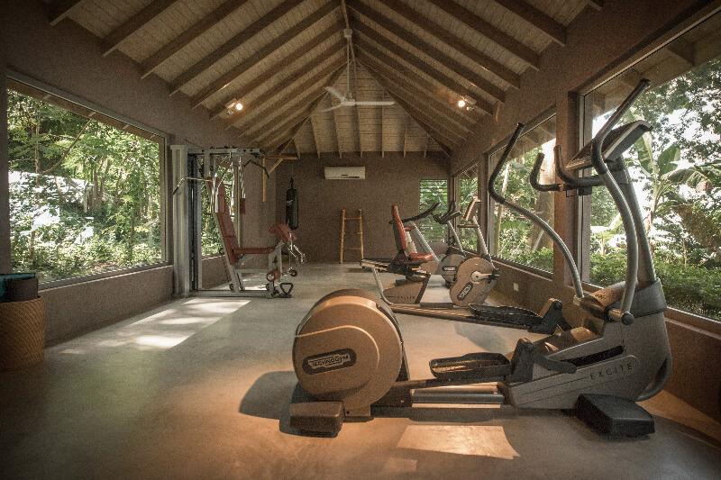 Laluna's Technogym Grenada gym