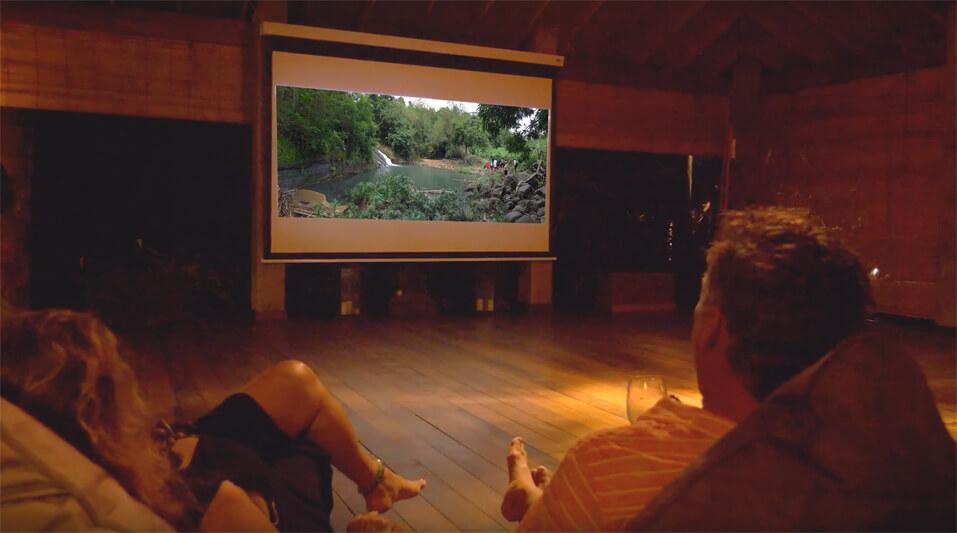 movie night at laluna