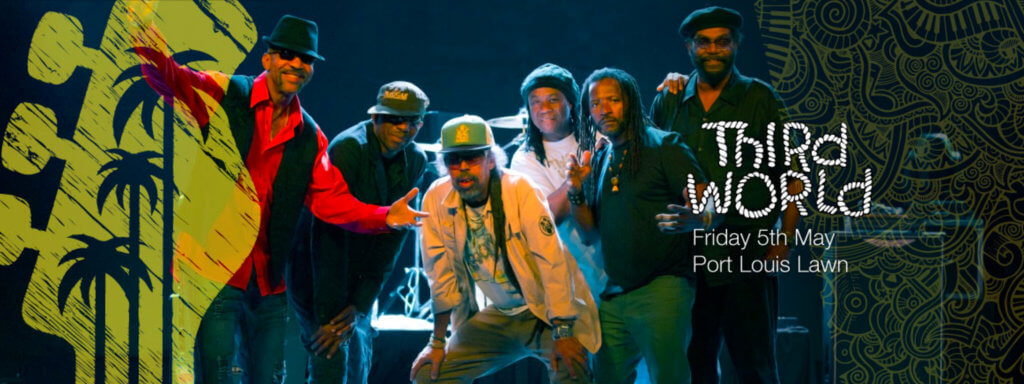 Third World Reggae band