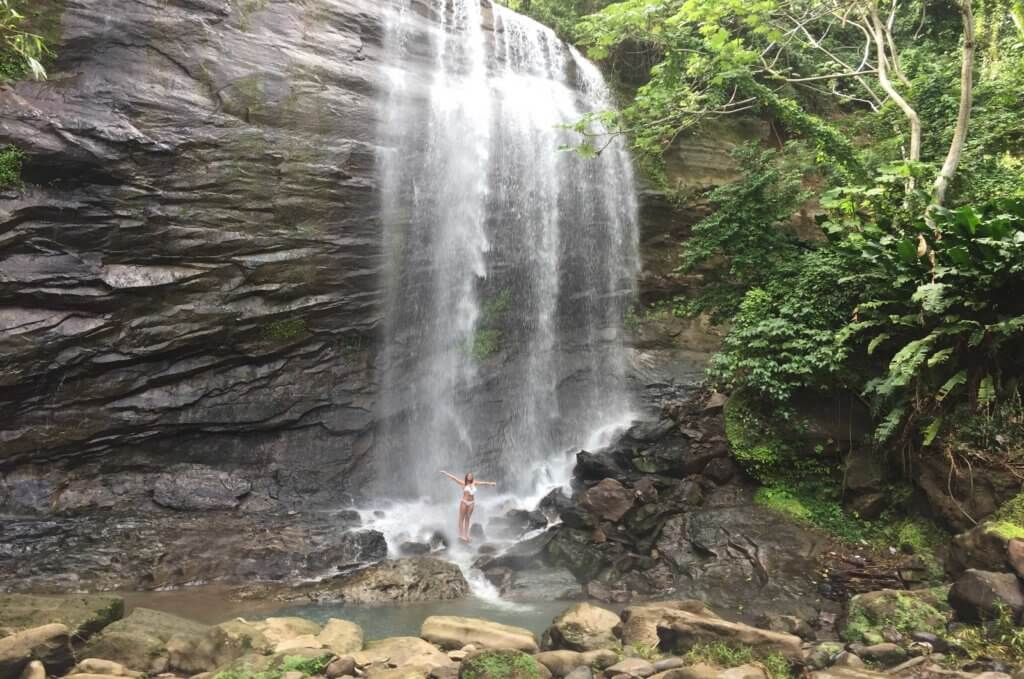 grenada honeymoon waterfall trips