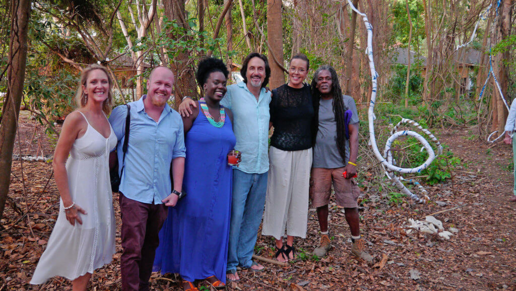 Grenada artists for the grenada sculpture garden
