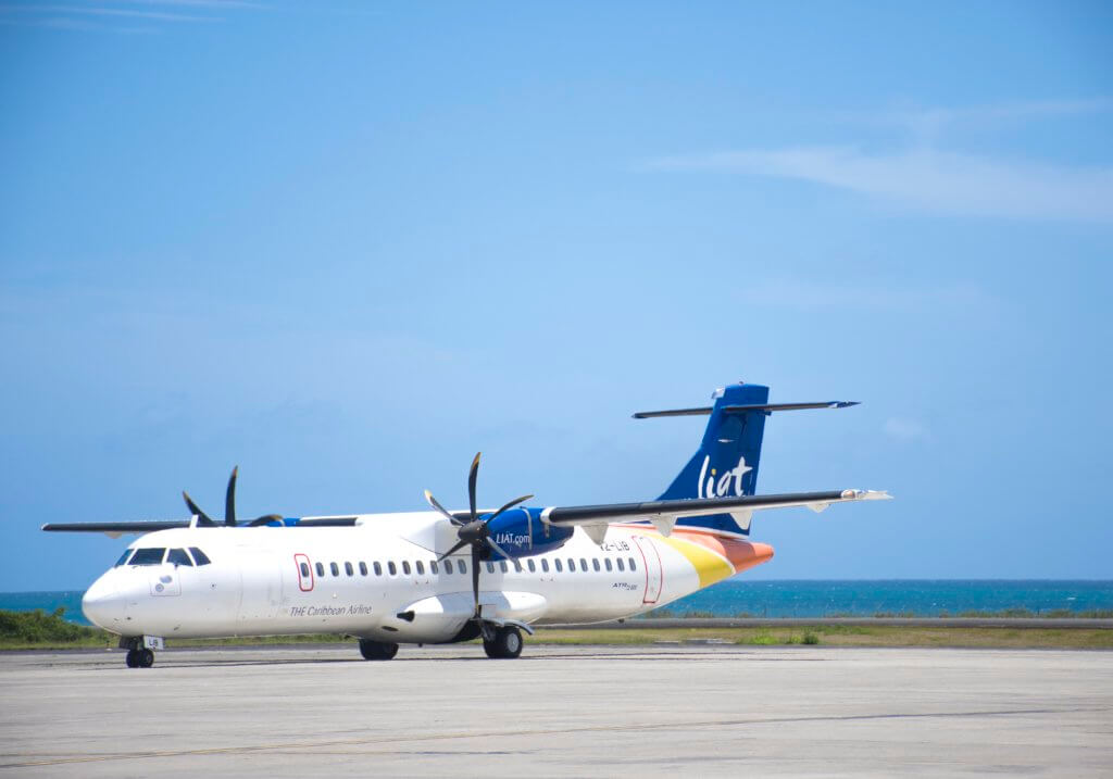liat airlines, how to get to grenada