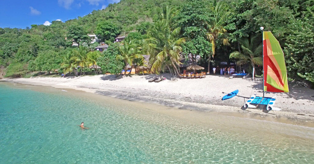 grenada watersports on the best beaches of Grenada