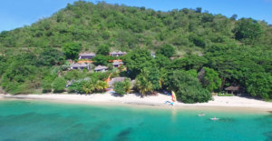 most romantic secluded hotels
