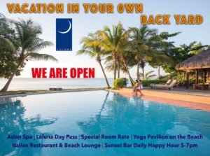laluna we are open for summer