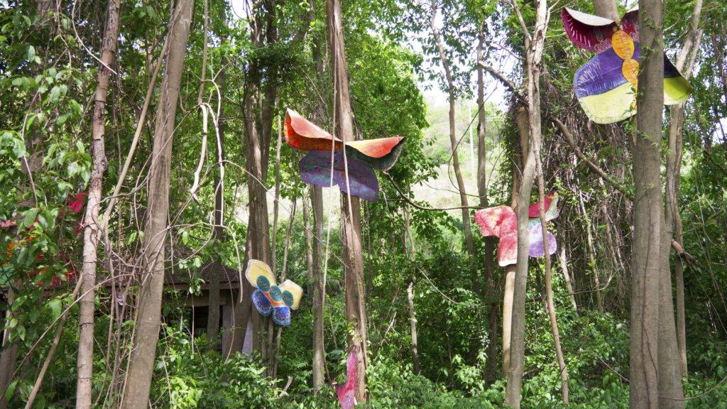 Grenada art project at laluna