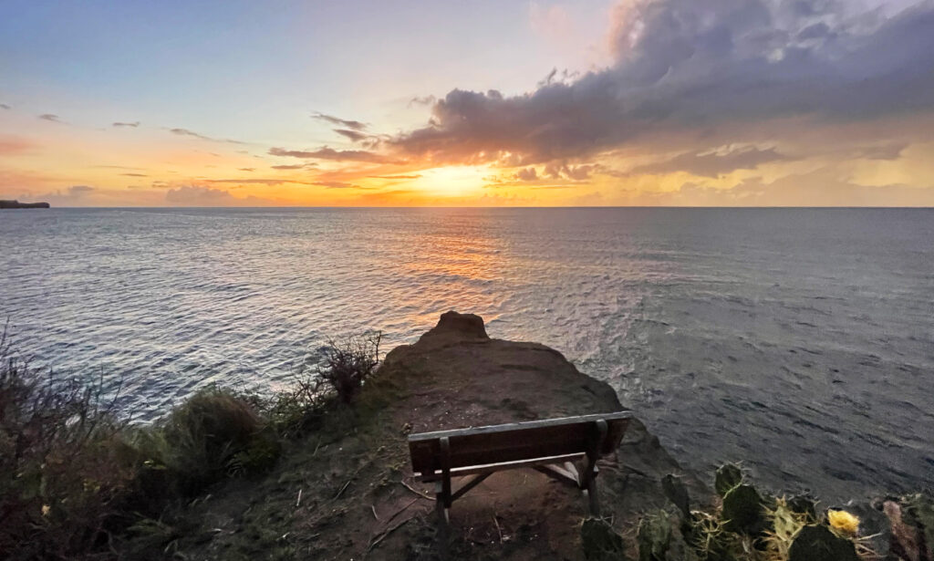 sunset point Grenada