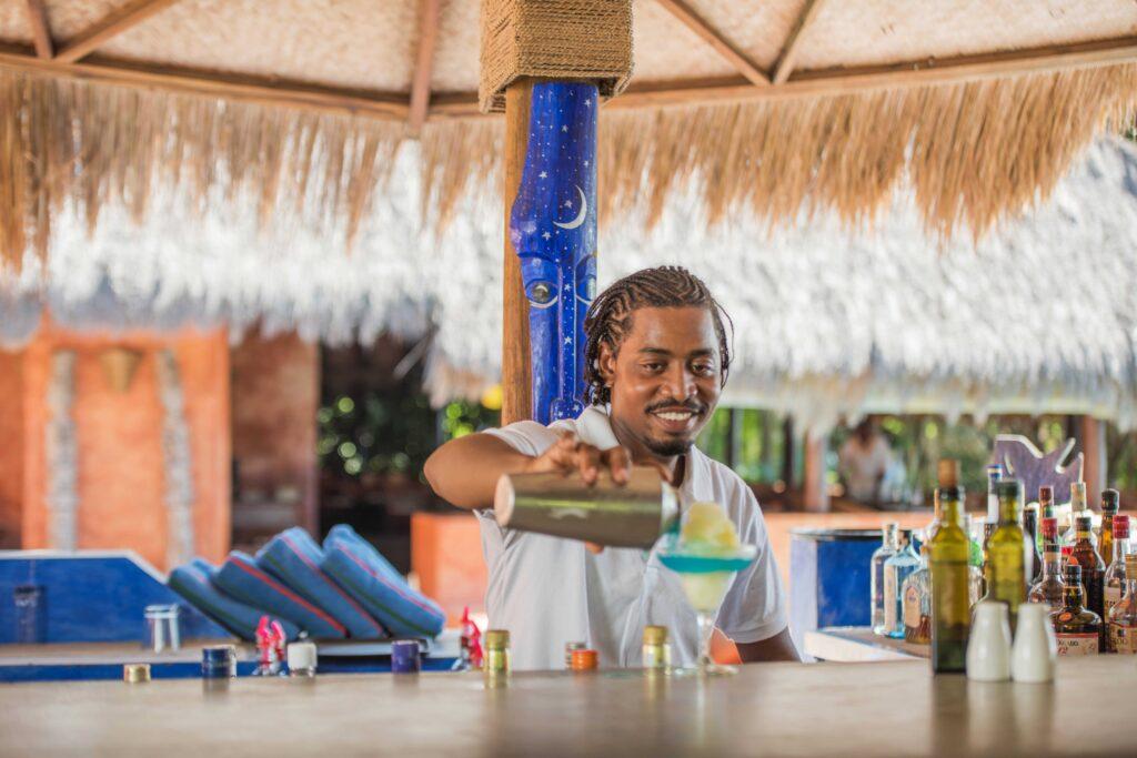 Grenada Beach Bars at Laluna